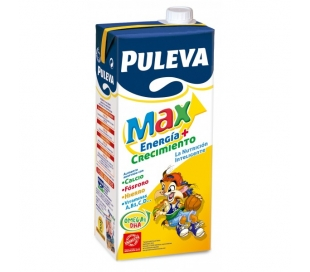 LECHE MAX ENERGIA PULEVA 1 L.