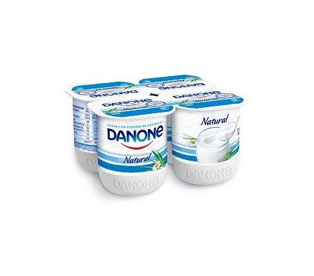 yogur-natural-danone-pack-4x120-grs
