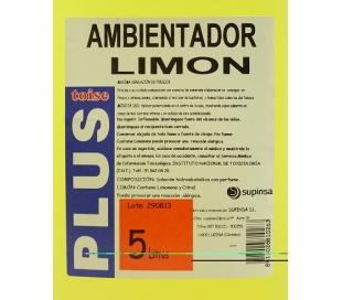 AMBIENTADOR LIMON G.J. 5 L.