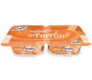 NATILLAS TURRON MI NINO PACK 2X135 GRS.