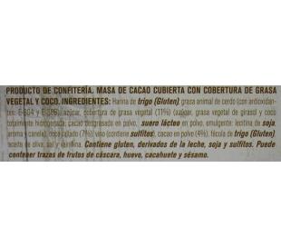 DULCES COQUITOS AL CHOCOLATE E.MORENO 100 GRS.