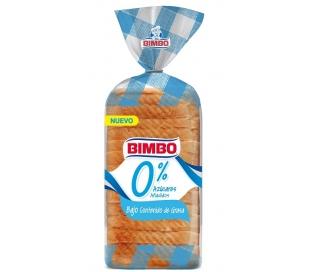 PAN DE MOLDE BAJO CONTENIDO GRASA BIMBO 450 GRS.