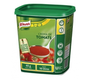 CREMA TOMATE KNORR 650G.