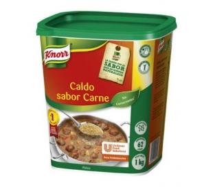 CALDO POLVO CARNE KNORR 9