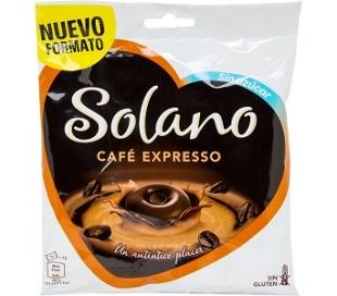 CARAMELOS CAFE EXPRESSO S/AZUC SOLANO 99 GRS.