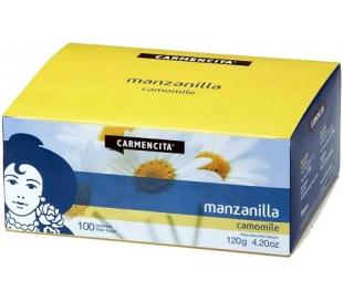 INFUSION MANZANILLA CAMOMILE CARMENCITA PACK 100X1,2 GRS.