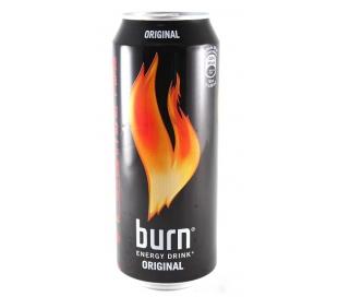 BEBIDA ENERGETICA ENERGETICA BURN 500 ML.