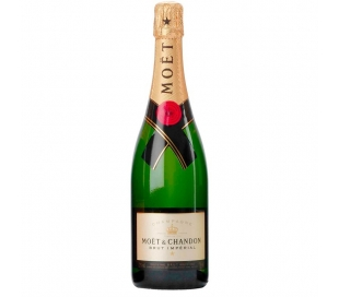 CHAMPAGNE BRUT MOET CHANDON BOTELLA 75 CL.