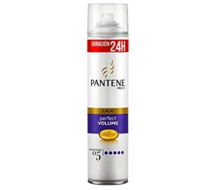 LACA DE CABELLO VOLUMEN PANTENE 300 ML.