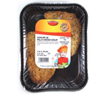 escalope-pollo-casanova-350-gr