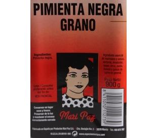 CONDIMENTO PIMIENTA NEGRA GRANO MC 810 GRS.