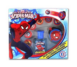 ESTUCHE COLONIA SPIDERMAN
