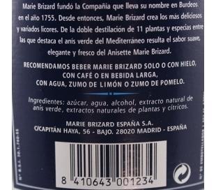 ANIS DULCE M. BRIZARD 1 L.