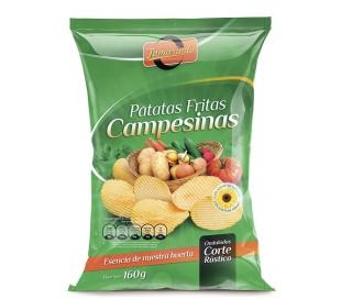 PAPAS FRITAS CAMPESINAS TAMARINDO 160 GR.