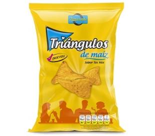 TRIANGULOS DE MAIZ TEX MEX TAMARINDO 115 GR.