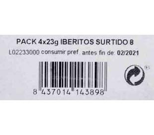 cremas-surtidos-iberitos-pack-4x23-grs