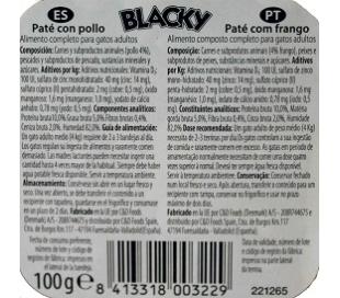 pate-pollo-gato-blacky-100-grs