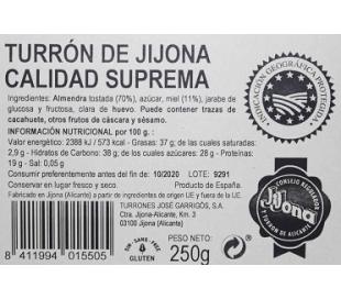 turron-jijona-gourmet-castillo-de-jijona-250-grs