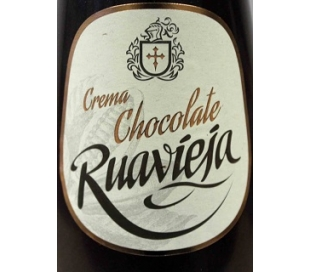 LICOR CREMA CHOCOLATE RUAVIEJA 70 CL.