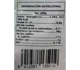 CHUPETES SABOR FRUTAS Y COLA ROSYTEN 190 GRS.