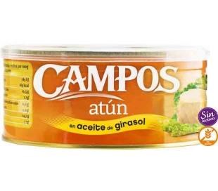 ATUN ACEITE VEGETAL CAMPOS 260 GRS.