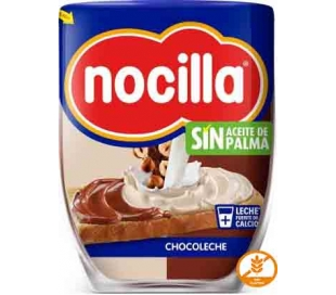 CREMA CACAO AVELLANA 2 CREMAS NOCILLA 380 GRS.