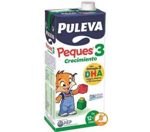 LECHE PEQUES-3 PULEVA 1 L.