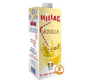 BATIDO DE LECHE VAINILLA MILLAC 1 L.