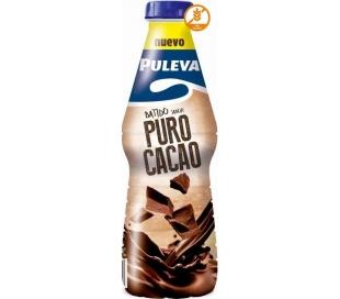 BATIDO DE LECHE SABOR PURO CACAO PULEVA 1 L.
