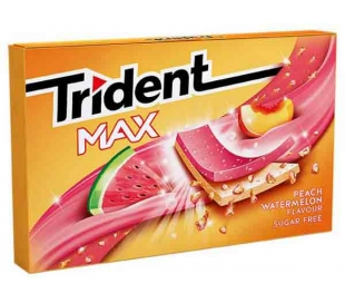 chicles-max-peach-watermelon-trident-23-grs