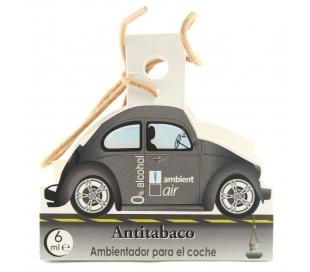 AMBIENTADOR DE COCHE ANTITABACO CAR 1 UN.