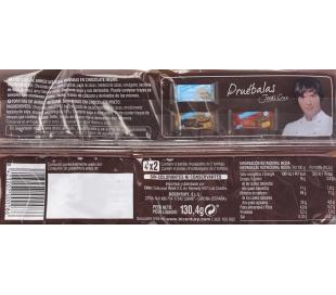 TORTITAS ARROZ INT.CHOCOLATE BICENTURY 130 GR.
