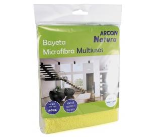 BAYETA MICROFIBRA MULTIUSOS ARCON NATURA 1 UN.