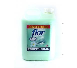 SUAVIZANTE CONCENTRADO FLOR 5000 GRS.