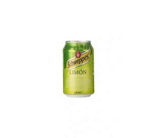 REFRESCO LIMON SCHWEPPES 330 ML.