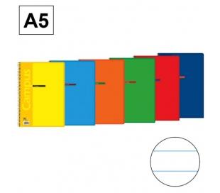 BLOC ESPIRAL A5 80H. RAYA 1144 CAMPUS 1 UD.