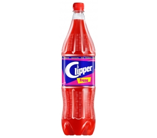 REFRESCOS FRESAS CLIPPER 1.500 ML.