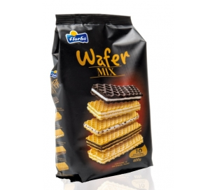 BARQUILLOS WAFER MIX FLORBU 400 GRS.