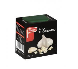 AJO TROCEADO FINDUS 75 GR.