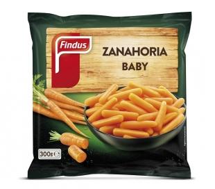 ZANAHORIA BABY FINDUS 300 GR.