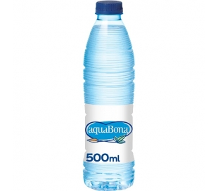 AGUA MINERAL AQUABONA 500 ML.
