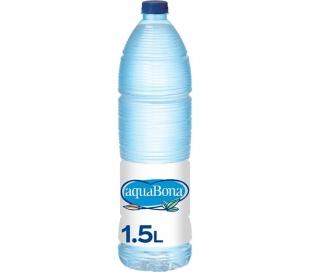 AGUA MINERAL AQUABONA 1,5 L.