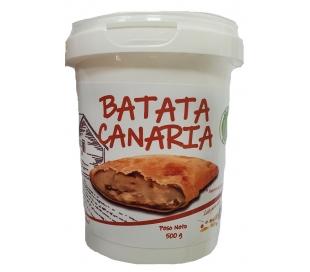 RELLENO BATATA BLANCA TRABEL 500 GR.