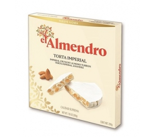 TORTA IMPERIAL ALICANTE EL ALMENDRO 200 GRS.