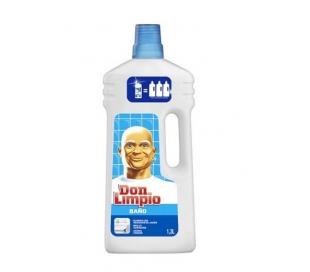 LIMPIAHOGAR BAÑO DON LIMPIO 1,3 L.