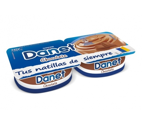 natillas-danet-chocolate-danone-pack-2x120-grs