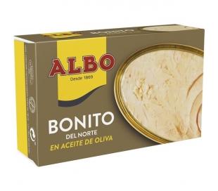 BONITO DEL NORTE ACEITE OLIVA ALBO 82 GR.