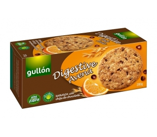 galleta-digestive-avenanaranja-chips-chocolate-gullon-280-grs