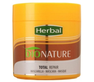 MASCARILLA BIONATURE ROTURA HERBAL 400 ML.
