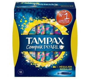 tampon-compak-pearl-regular-tampax-16-uds